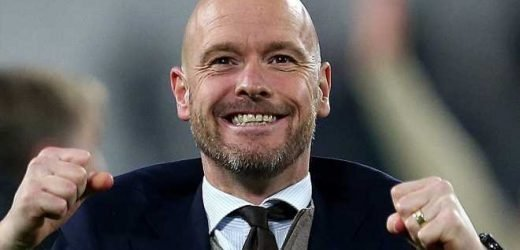 Ajax boss Erik Ten Hag lives above supermarket, is a Guardiola disciple and has photos of Van Gaal and Cruyff in his office