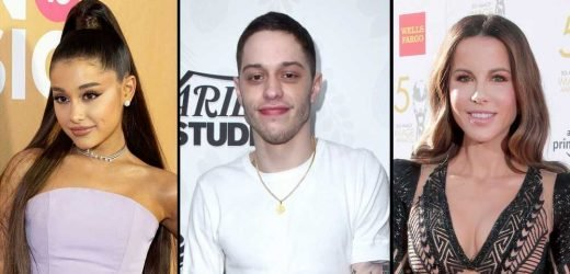 Pete Davidson Leaves Comedy Gig After Club Owner Jokes About Ariana, Kate