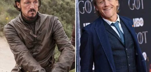 Game Of Thrones star Jerome Flynn reveals the show saved his acting career after 10 years without a role