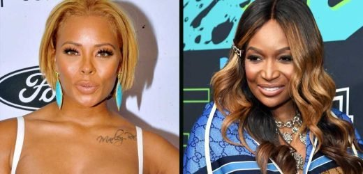 Eva Marcille Accuses Marlo Hampton of 'Gay Bashing': It's 'Disgusting'