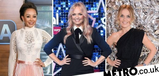 Emma Bunton breaks silence on Geri and Mel B sex claims