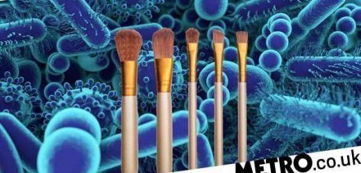 Why you should absolutely clean your makeup brushes on a regular basis
