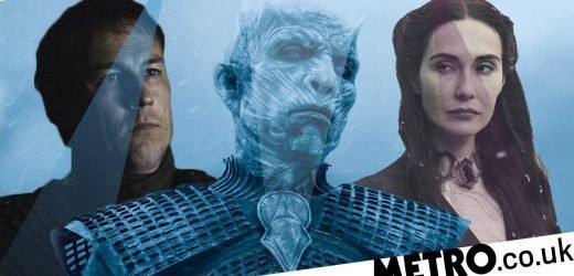 Game Of Thrones: Melisandre, the Night King and more characters still missing