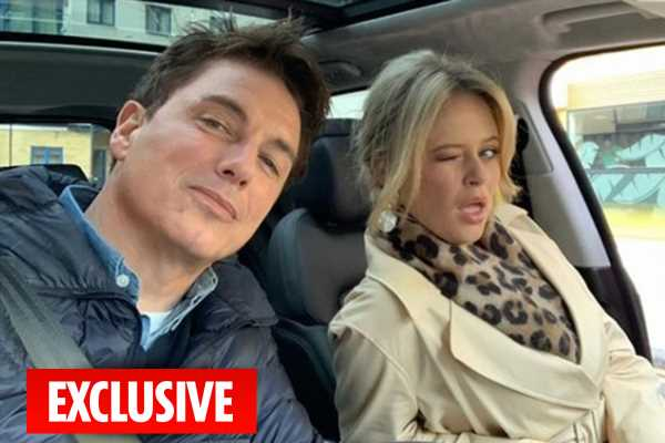 Emily Atack and John Barrowman forced to reign in 'naughty' behaviour on This Morning – but say they won't back out of Holly Willoughby prank