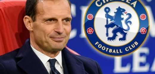 Allegri ramps up rumours of move to Chelsea after hinting Juventus stay won't 'last forever'