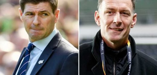 Former Celtic star Sutton launches scathing attack on Gerrard's 'dreadful' Rangers