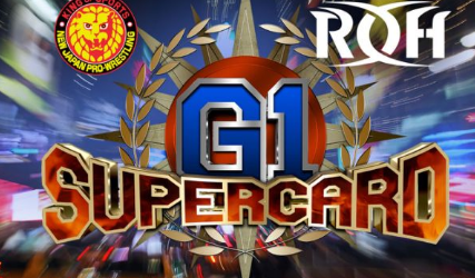 G1 Supercard: UK start time, live stream, card, matches, pre-show, TV channel info for NJPW/ROH mega-show in New York
