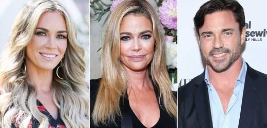 Teddi Teases More NSFW Moments From Denise and Aaron on 'RHOBH'
