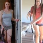 How scantily-clad cleaners earn thousands revealing tidying tips in YouTube videos