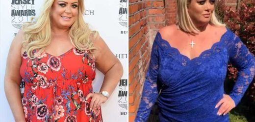 Copy Gemma Collins' incredible weight loss with expert's 12-step vegan diet plan