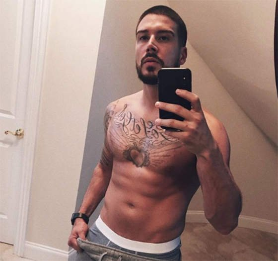 """Jersey Shore's"" Vinny Guadagnino Claims He's Banged Over 500 Women"
