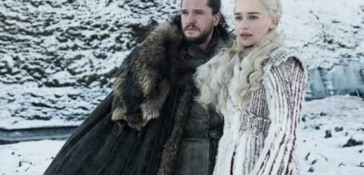 Jon Snow Rode A Dragon On 'Game Of Thrones' & Here's Why That's Possible