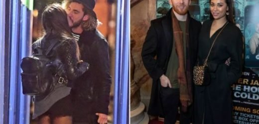 Strictly's Katya Jones and husband Neil reveal how they got over her snog with dance partner Seann Walsh