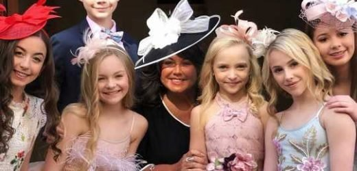 Abby Lee Miller Celebrates Easter in London While FilmingDance Moms amid Cancer Battle