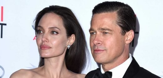 Angelina Jolie and Brad Pitt Are Officially Both Legally Single