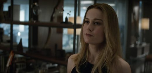 Captain Marvel's New Look in 'Avengers: Endgame' Explained by the Russo Brothers