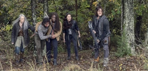 There's Going To Be A Third 'Walking Dead' Show, So Get Ready For Even More Undead