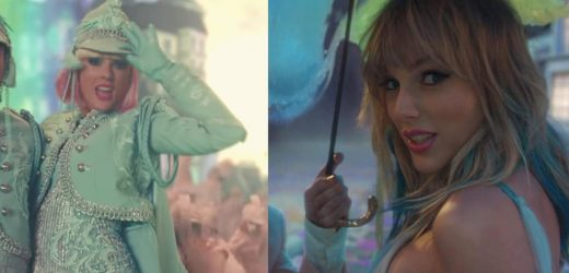 Taylor Swift's New Video Is Packed With Magical Pastel Beauty Inspiration