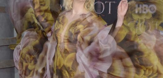 """Brienne of Tarth Is The Clear Winner Of The """"Game Of Thrones"""" Red Carpet"""
