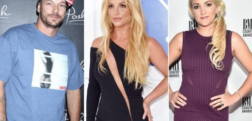 Jamie Lynn Spears, Kevin Federline and more stand by Britney Spears
