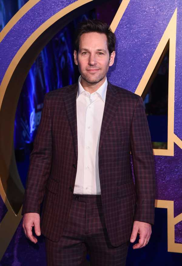 Paul Rudd Made This Undeniable Comparison Between Filming 'Avengers: Endgame' & 'Friends'