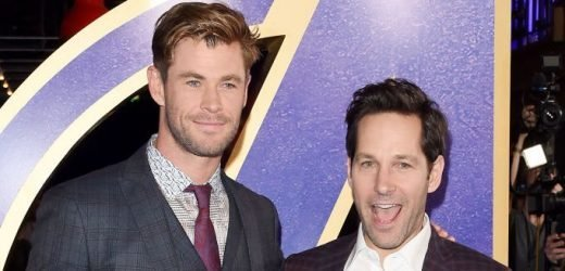 Bored Avengers Actors Call Each Other Wrong Names For A Gag