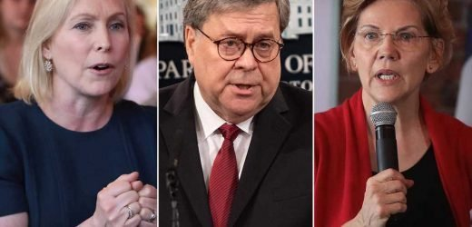 2020 candidates blast Barr's Mueller report briefing as 'spin'