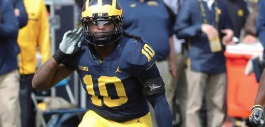 Devin Bush NFL draft outfit brings hilarious Twitter reactions
