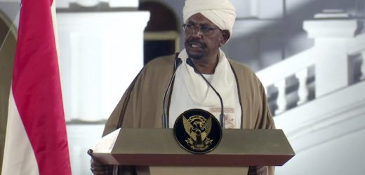 Sudanese army says it holds president, won't extradite him