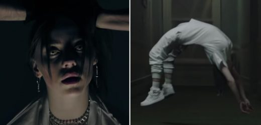 5 Billie Eilish Music Videos That Are Both Totally Nightmarish and Aesthetically Pleasing