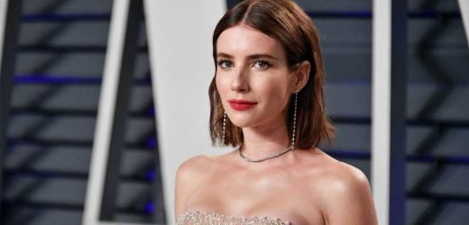 WHOA—Emma Roberts Just Got an Insane Hair Transformation