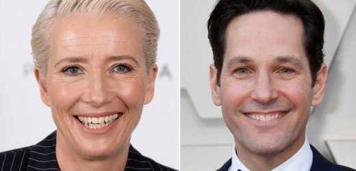 Emma Thompson, Paul Rudd set to host 'SNL'
