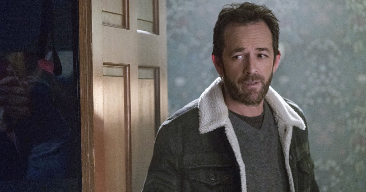 "Luke Perry's Final Scene on Riverdale Was a ""Beautiful Moment Between a Father and Son"""