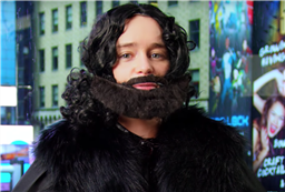 Game of Thrones' Emilia Clarke Goes Undercover as Jon Snow, Pranks Unsuspecting Fans — Watch Video