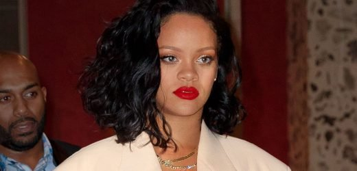 Rihanna gearing up to launch Fenty skincare