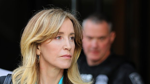 Here's Everything We Know About Felicity Huffman's Potential Jail Time
