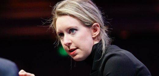 You NEED To Read This Ranking Of Elizabeth Holmes Projects