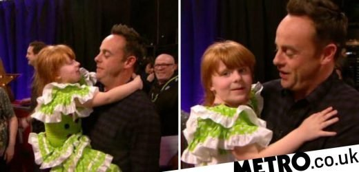 Britain's Got Talent fans in tears as child tells Ant: 'I've missed you'