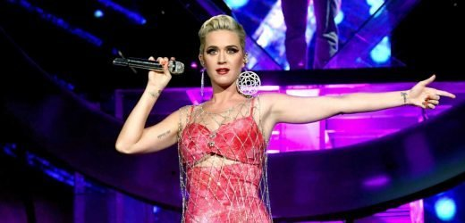 Katy Perry Just Completely Changed Her Hair and Holy Crap, It Looks So Good