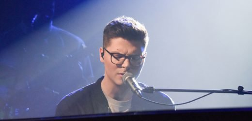 Kevin Garrett Releases Debut Album 'Hoax', Makes Television Debut on 'Colbert' – Watch!