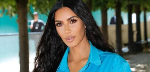 Kim Kardashian's Blue Baby Shower Bash Revealed