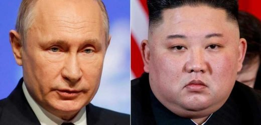 Kim Jong Un takes armored train to Russia for summit with Putin