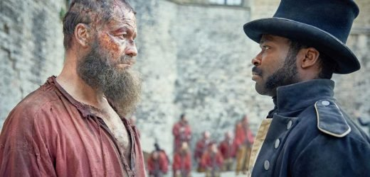 Dominic West on why 'Les Miserables' Valjean and Javert are like 'Mean Girls'