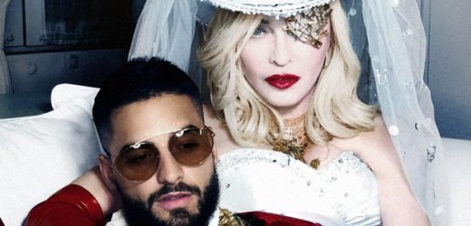 Madonna Packs On The PDA With Latin Superstar Maluma In New 'Medellin' Music Video