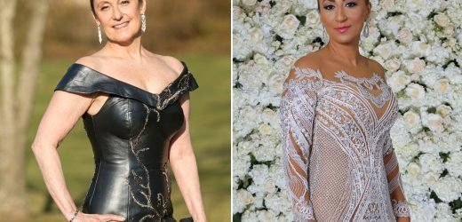 Nothing is too sexy for these hot mothers of the bride and groom