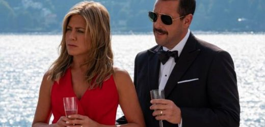 First Look at Netflix's 'Murder Mystery' Reunites Jennifer Aniston, Adam Sandler