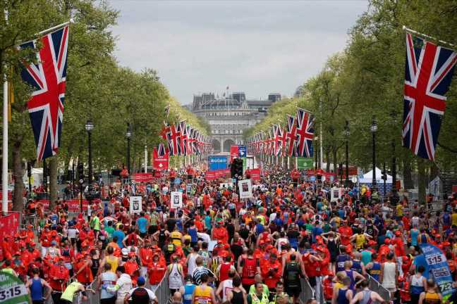 London Marathon 2019 road closures and travel advice for today's race