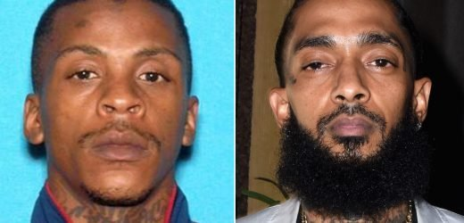 Man suspected of shooting Nipsey Hussle charged with murder