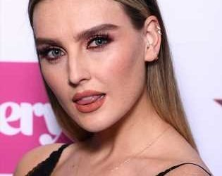 Little Mix's Perrie Edwards jokes about pregnancy with relatable new video