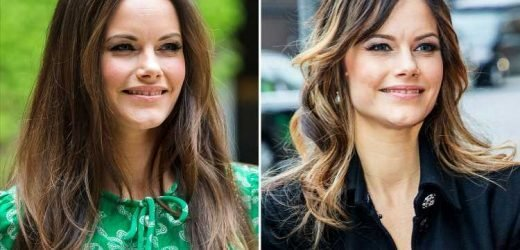 Princess Sofia of Sweden Has Gone Blonde for Spring — See the Royal's Makeover